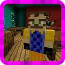 Hello Neighbor v3.0 map for MCPE mcpe.games.maps.for.mine.pe.hey.neighbor
