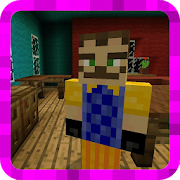 Game Hello Neighbor v3.0 map for MCPE APK for Windows Phone