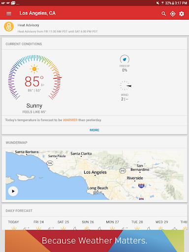 Weather data & microclimate : Weather Underground 6.7 Screenshots 9