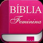 Bíblia Feminina + Harpa Icon