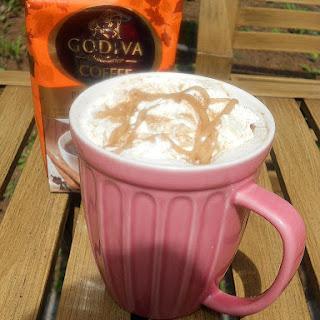 Skinny Pumpkin Spice Latte (a Hezzi-D original)