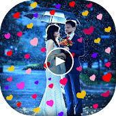 Heart Photo Effect Video Maker - Slideshow Maker