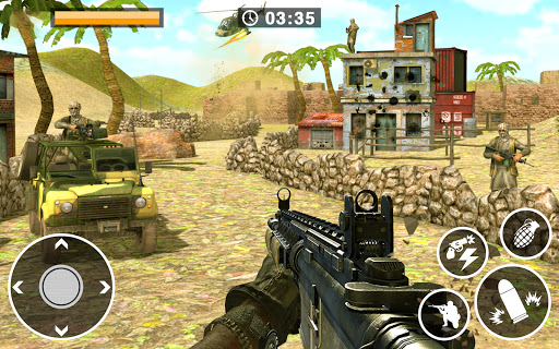 Counter Terrorist Critical Strike Force Special Op 4.0 screenshots 2