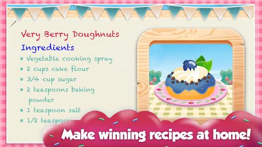 Strawberry Shortcake Food Fair android2mod screenshots 4