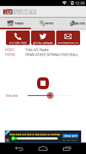 TribLIVE Radio- screenshot thumbnail