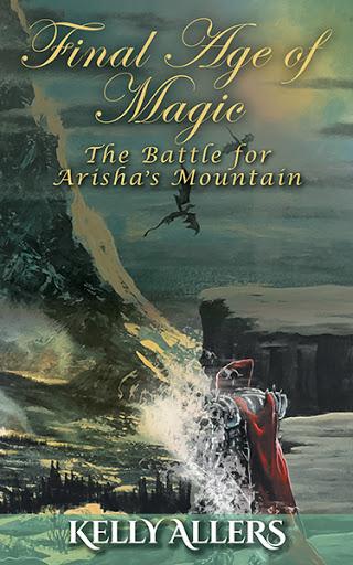 The Battle for Arisha's Mountain cover