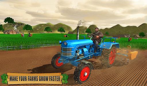 Farming Tractor Driver Simulator : Tractor Games  screenshots 11