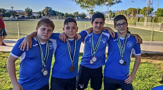 El XIX Trofeo CN Almería, un éxito
