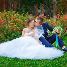 Wedding photographer Kseniya Sergeeva (alika075). Photo of 11.09.2016