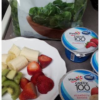 Yoplait Greek Yogurt Green Smoothies #JuneFreshSavings.