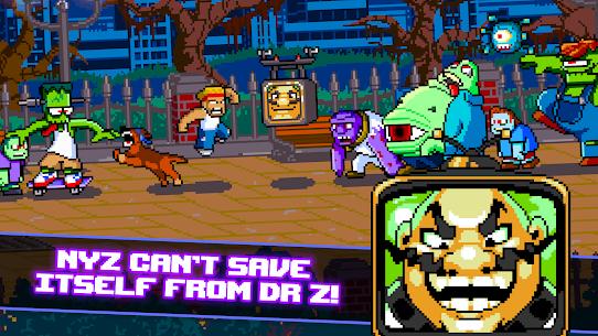 Kung Fu Z Mod Apk 1.9.15 Latest (Unlimited Money + No Ads) 4