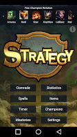 Screenshot of Strategy for LoL