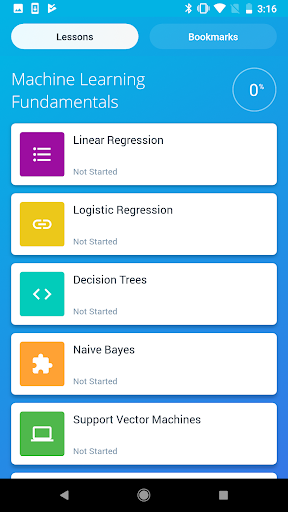 Udacity - Lifelong Learning 3.9.1 screenshots 6