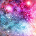Galaxy Live Wallpaper HD icon