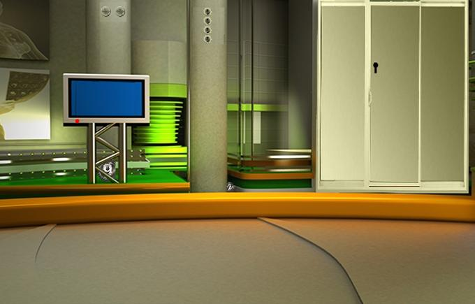 Television Studio Escape 2- screenshot