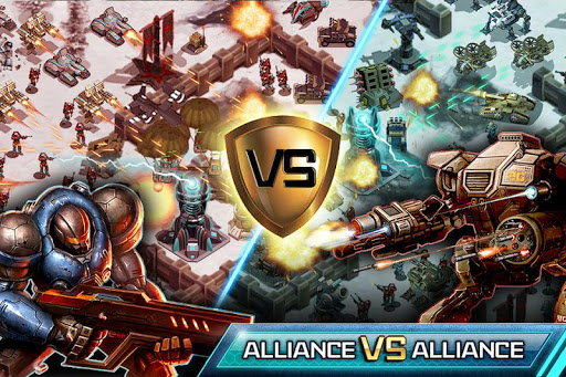 Alliance War : Battle of the Empires - Strategy u0635u0648u0631 2
