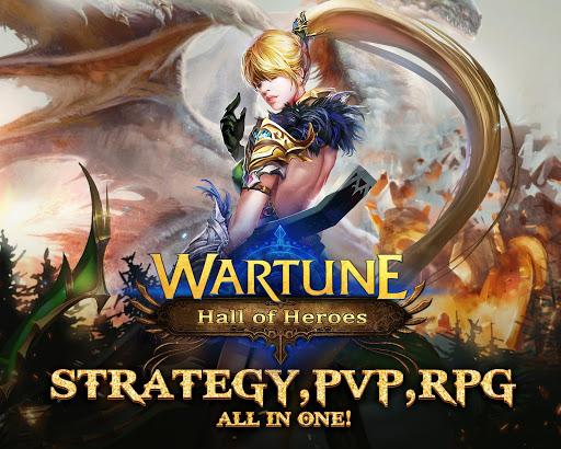 Wartune: Hall of Heroes 7.3.1 screenshots 6