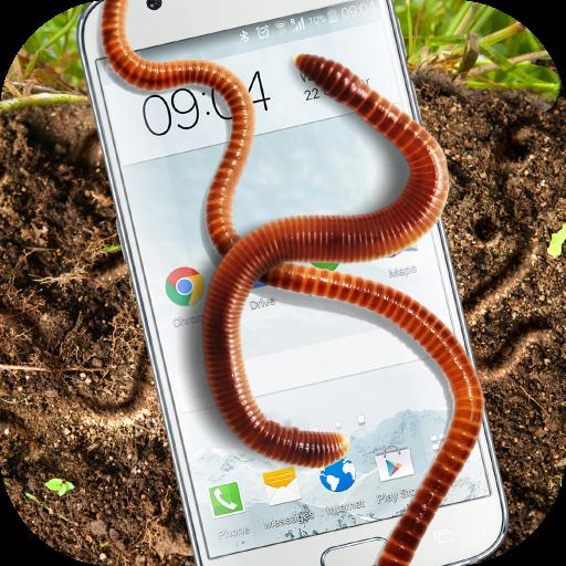 蚯蚓手机滑笑话 娛樂 App LOGO-硬是要APP