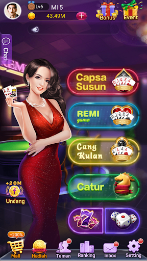Capsa Susun ( Free & Casino ) 2.5.5 screenshots 15