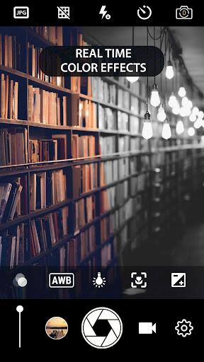 Manual Camera Lite screenshot 7