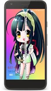 Kawaii App - náhled