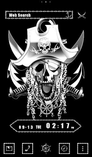 Cap'n Skull +HOME Theme 1.0.1 Windows u7528 1
