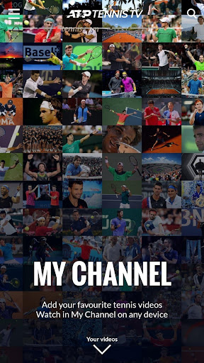Tennis TV - Live ATP Streaming 2.3.4 screenshots 6