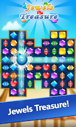 Diamond Jewel Treasure Casual APK screenshot thumbnail 8