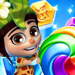 Gemmy Lands - Match-3 Games 8.32 APK MOD