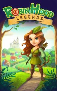 Robin Hood Legends – Un Juego de Puzzles Merge 3 5