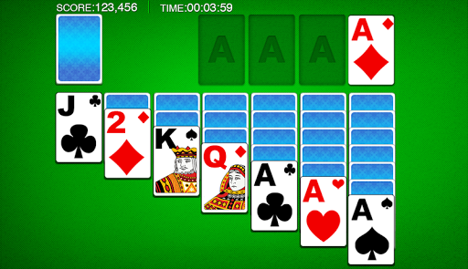 Solitaire™ Screenshot