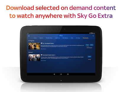 Sky Go Screenshot 14