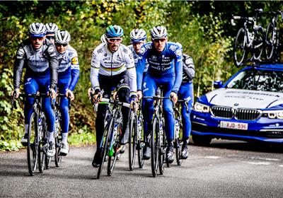 """Alaphilippe heeft Luik-Bastenaken-Luik verkend in regenboogtrui: """"Kijk uit naar eerste koers als wereldkampioen"""""""