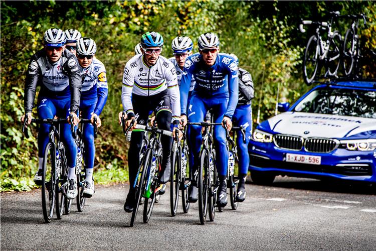Elegant - Quick-Step maakt selectie bekend voor Ronde van Vlaanderen: wereldkampioen Alaphilippe kan rekenen op enkele straffe knechten