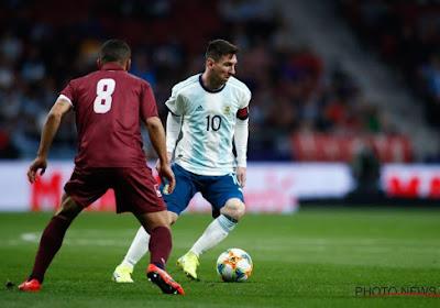 Lionel Messi annonce la couleur de la Copa America