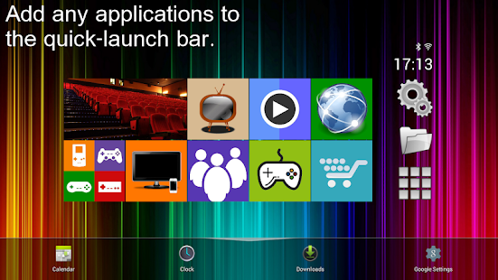 Top TV Launcher 1- screenshot thumbnail