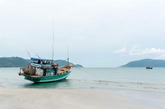 Photo: a lazy vessel...
