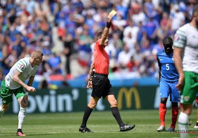 Le point sur les suspendus, la France privé de deux titulaires pour les quarts de finale