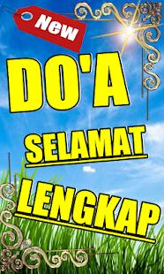 AMALAN DOA SELAMAT LENGKAP - náhled