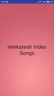 Venkatesh Hit Video Songs - náhled