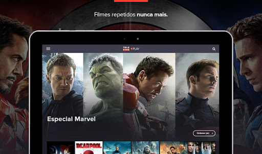 Telecine Play - Filmes Online for PC