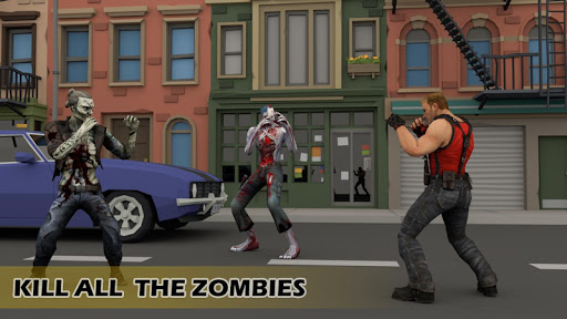 Zombies Frontier Dead Target Killer: Zombie Battle 1.3 de.gamequotes.net 2