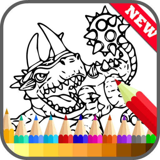 Learn to Drawing forSkylanders Fans for PC