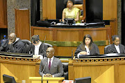 Home Affairs Minister Malusi Gigaba  does not remember much about Dubai trips, thanks perhaps to bedazzling  effects of the  Saxonwold shebeen's curry.