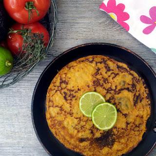 Sweet Potato Pancakes [vegan].