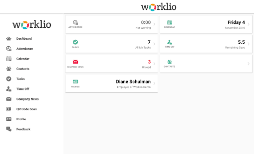 Worklio- screenshot thumbnail