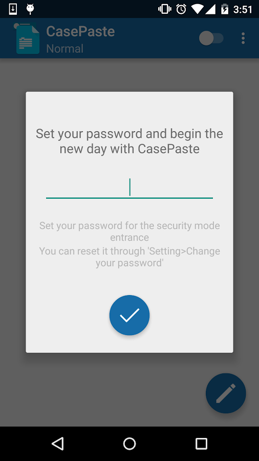 CasePaste- screenshot