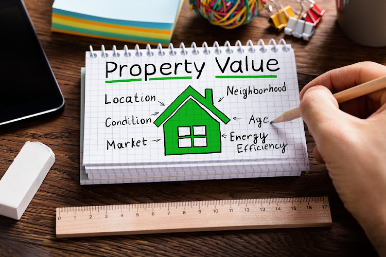 Home owners fume over Joburg property valuations.