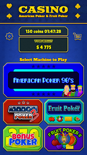 American Poker 90's Casino Apk Latest Version Download For Android 1