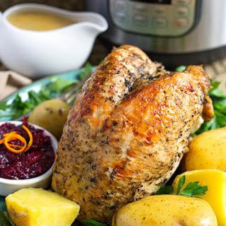 Instant Pot Turkey Breast Potato Dinner.